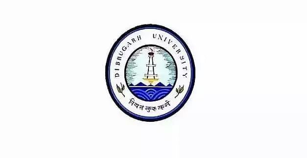 Dibrugarh University Recruitment 2021- 2 Assistant Professor Vacancy, Job Openings
