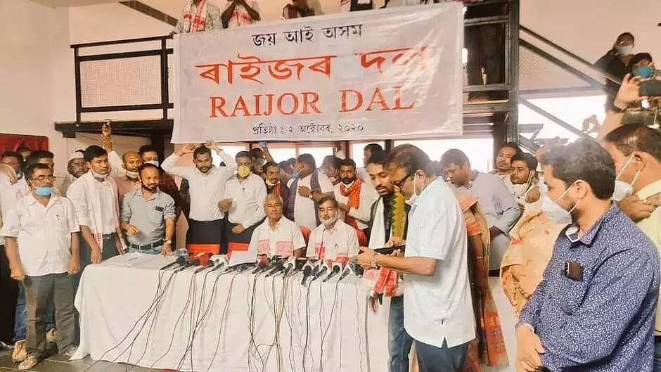 KMSS launches new political party called Raijor Dal, vows to continue agitation against CAA
