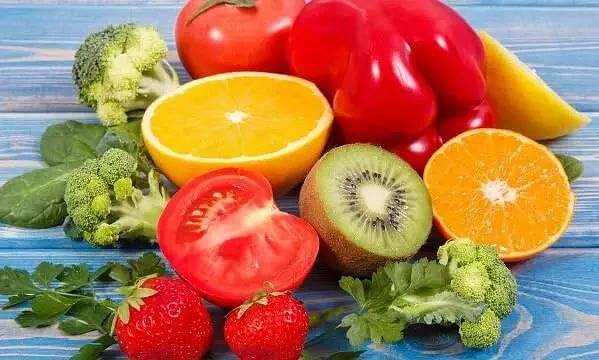 Healthy Indian foods rich in Vitamin C