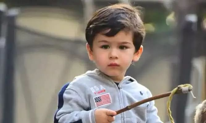 Some Cutest Photos of Taimur Ali Khan, the Famous Star Kid