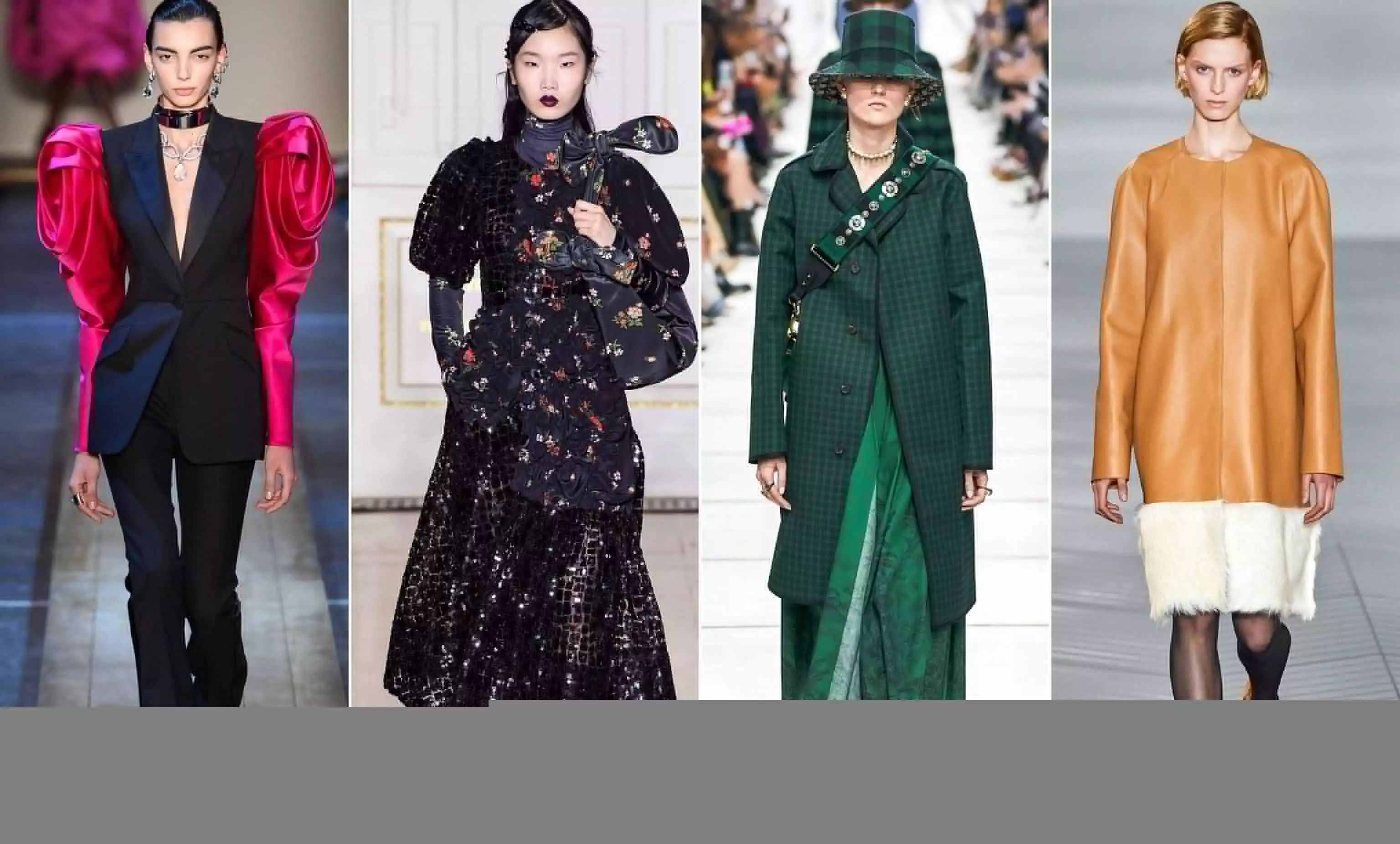 Chic Fashion Trends for winter 2021