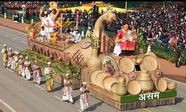 72nd Republic Day 2021: Tableaux to be Displayed in Republic Day Parade