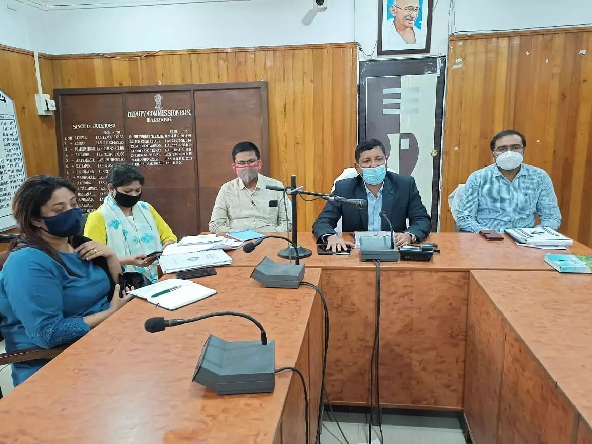 District administration to ensure free, fair and safe election: Darrang DC