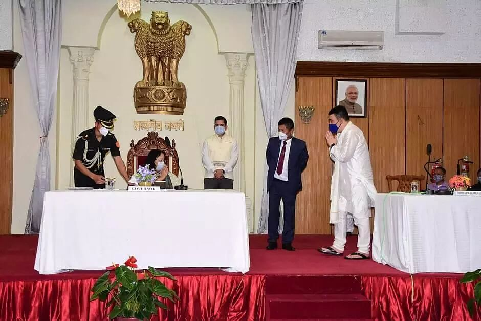 Manipur Cabinet Reshuffle: CM Biren drops 6 Ministers, 5 new faces sworn in