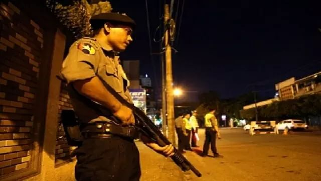 At least 3 dead in Myanmar crackdown, toll likely to rise