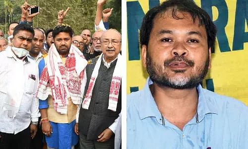 AJP & Raijor Dal Discuss Poll Strategy Ahead of Assam Elections 2021