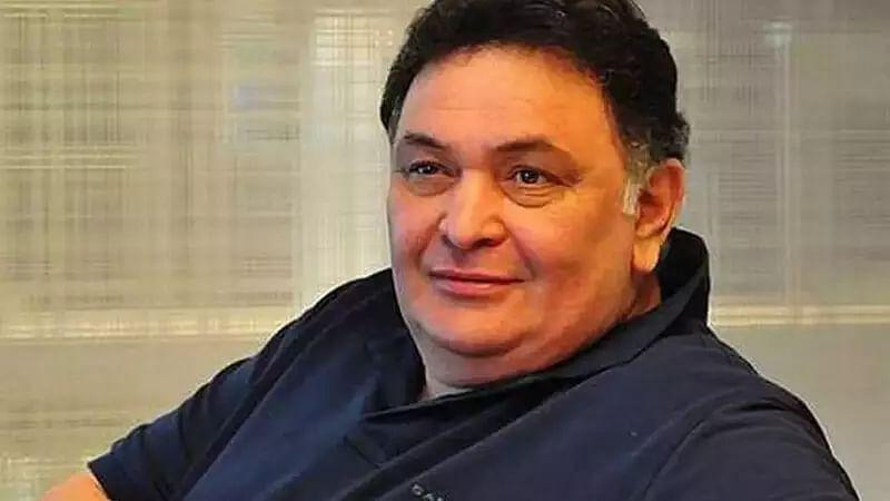 Rishi Kapoor demands opening of liquor stores during the lockdown
