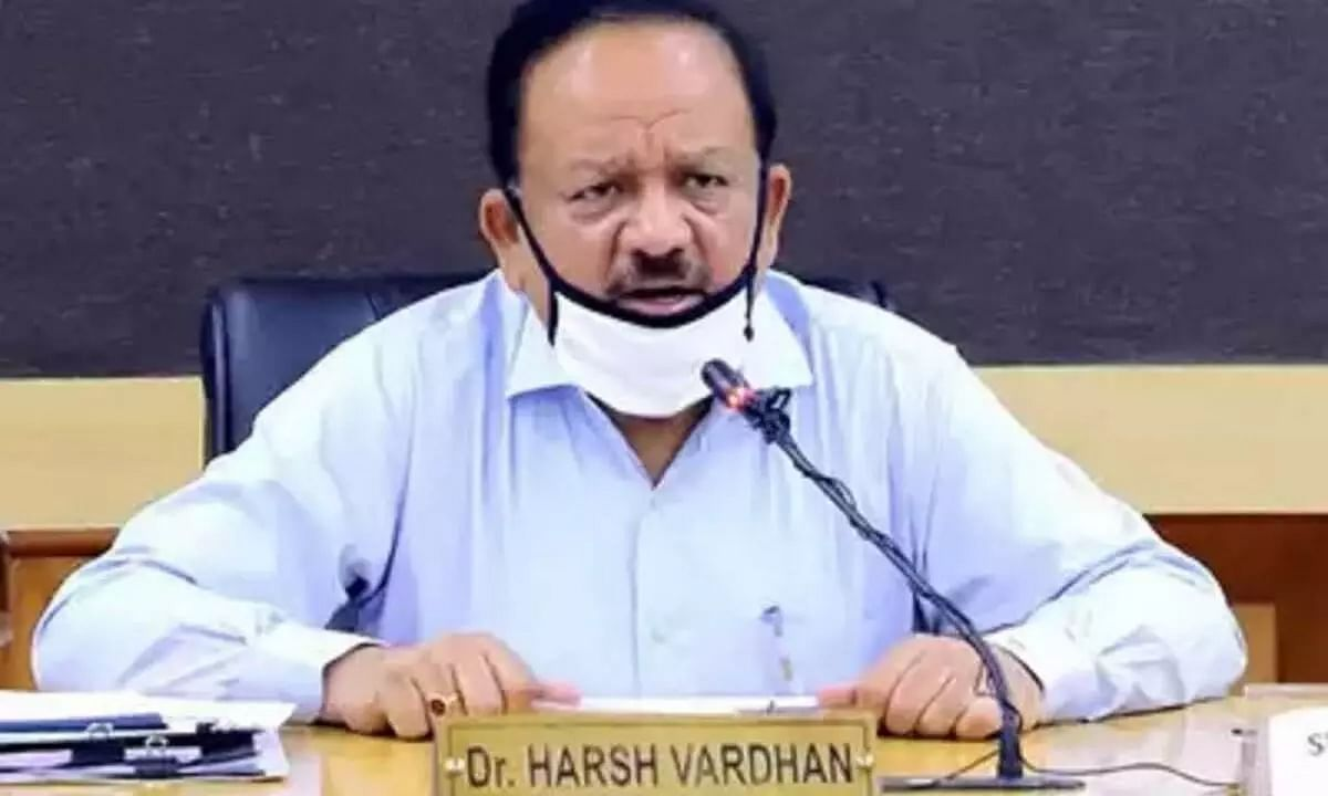 Citizens can get vaccinated 24x7 at their convenience: Harsh Vardhan