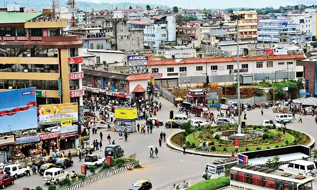 Shillong Featured at Bottom in Centres Municipal Performance Index