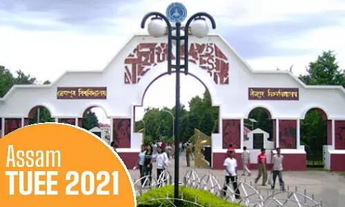 Assam TUEE 2021: Application Form, Exam Dates, Entrance Syllabus, Pattern & more