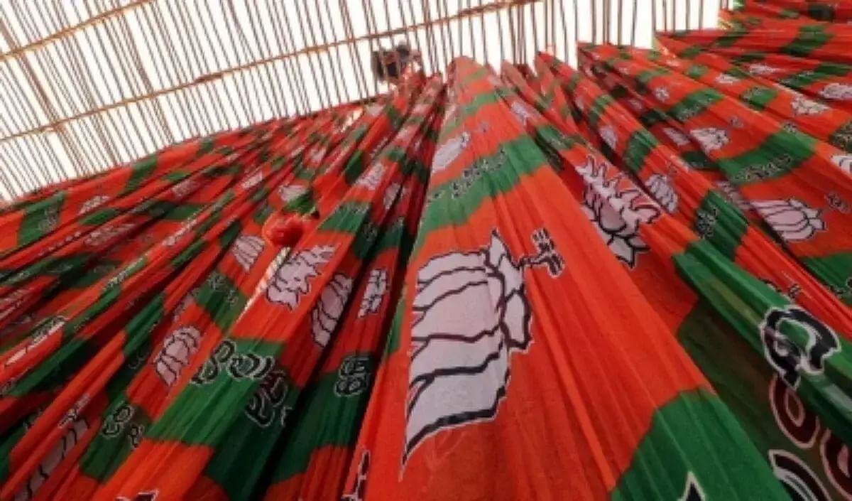 BJP using Saptarishis to connect with voters in Bihar