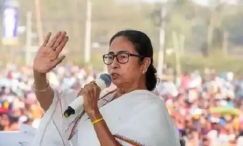 Trinamool leader Mamata Banerjee