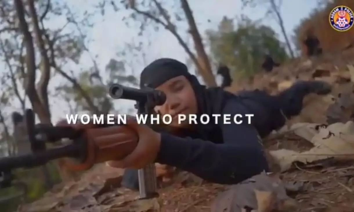 Womens Day 2021: Meet Assam Women Cops - How they Protect Us & Fighting Against Crime