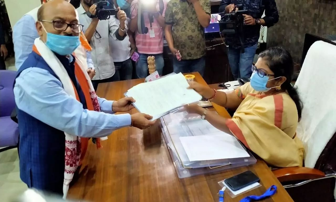 Assam Assembly Elections: 52 Candidates file nomination papers for 1st phase polls