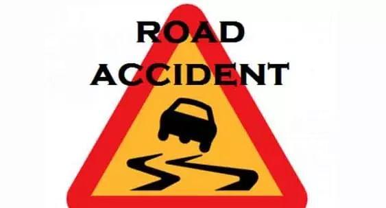 road mishap