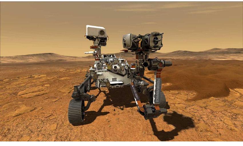 NASA names Mars rover touchdown site after Octavia Butler - Sentinelassam - The Sentinel Assam