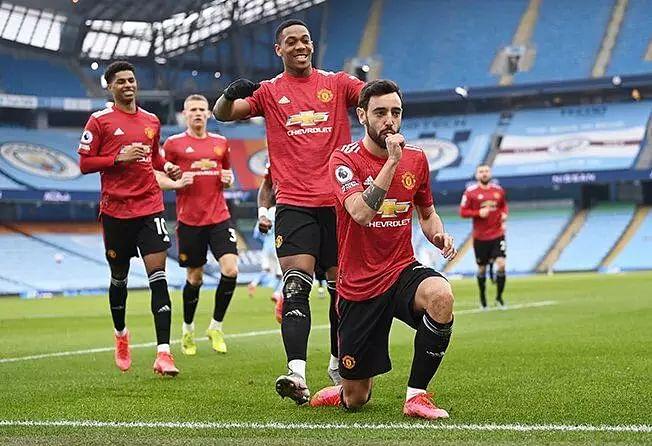 United end Manchester Citys record streak, Liverpool lose again English Premier League
