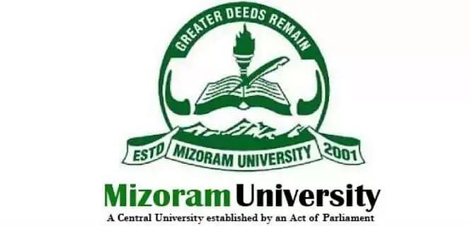 Mizoram University Job Recruitment 2021- 1 Guest Faculty vacancy, job opening