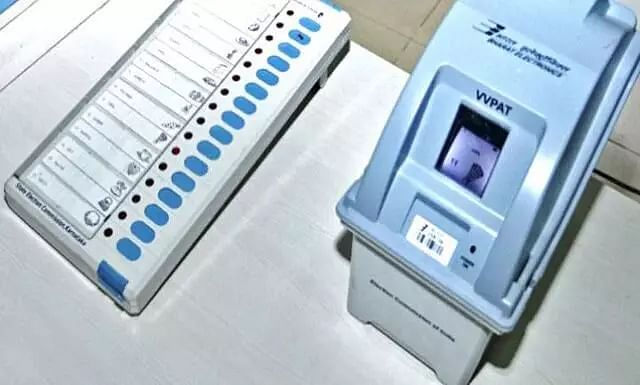 Assam Assembly Election: Tense situations Prevail at Two polling Stations after extra EVMs were found