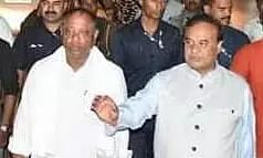 Himanta moves to douse growing dissension within party in Barak
