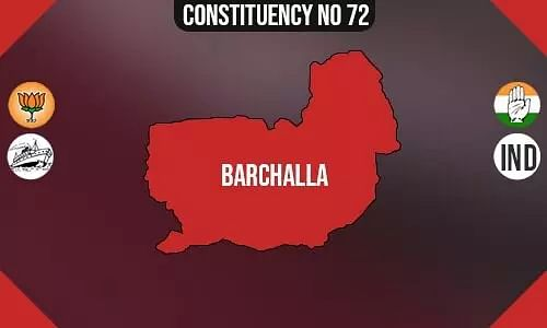Barchalla  Polling Booths List, Election & Counting Date & Candidates Contesting from Barchalla  Constituency Seat