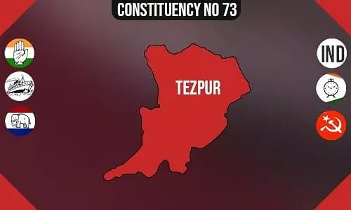 Tezpur  Polling Booths List, Election & Counting Date & Candidates Contesting from Tezpur  Constituency Seat