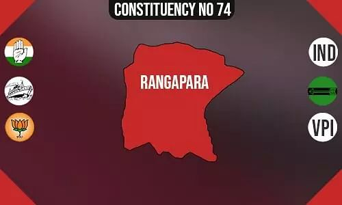 Rangapara  Polling Booths List, Election & Counting Date & Candidates Contesting from Rangapara  Constituency Seat