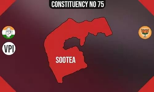 Sootea  Polling Booths List, Election & Counting Date & Candidates Contesting from Sootea  Constituency Seat