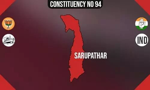 Sarupathar  Polling Booths List, Election & Counting Date & Candidates Contesting from Sarupathar  Constituency Seat