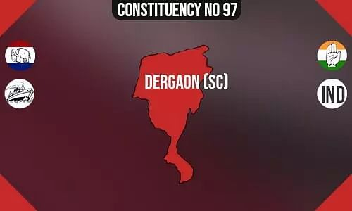 Dergaon  Polling Booths List, Election & Counting Date & Candidates Contesting from Dergaon  Constituency Seat
