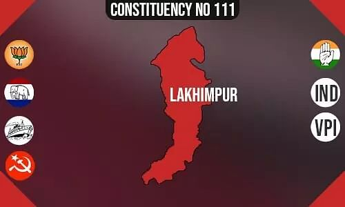Lakhimpur Polling Booths List, Election & Counting Date & Candidates Contesting from Lakhimpur Constituency Seat