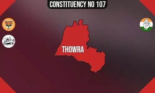 Thowra  Polling Booths List, Election & Counting Date & Candidates Contesting from Thowra  Constituency Seat
