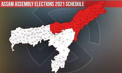 Assam Assembly Election Dates 2021 Announced; Polling in 3 Phases