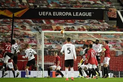 AC Milan grab draw at Man United, wins for Arsenal, Tottenham Europa League
