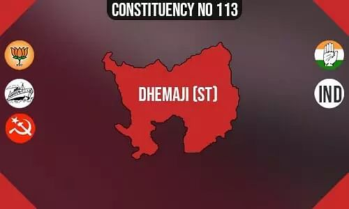 Dhemaji Constituency -Facilities, Polling Percentage, Parties Manifesto, Last Election Results