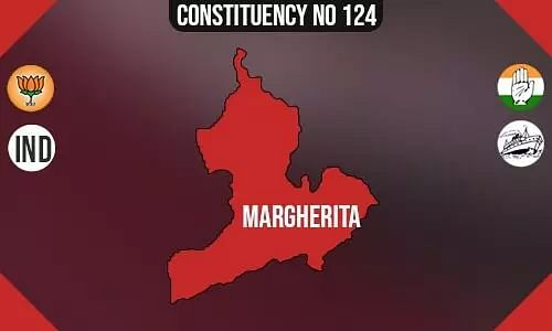 Margherita Constituency - Population, Polling Percentage, Facilities, Parties Vote Share, Last Election Results