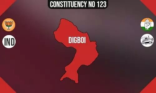Digboi Constituency - Population, Polling Percentage, Facilities, Parties Vote Share, Last Election Results