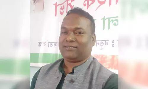 Krishna Kamal Tanti from Rangapara: Early Life, Controversy & Political Career