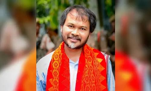 Akhil Gogoi from Sibsagar Early Life, Controversy & Political Career