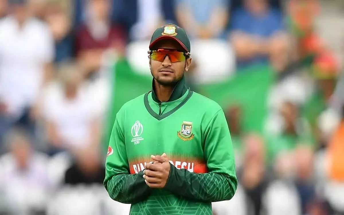Never said I dont want to play Test cricket: Shakib Al Hasan