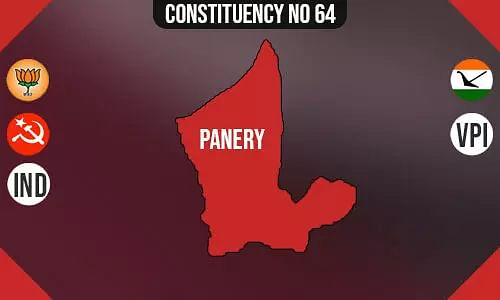 Paneri Polling Booths List, Election & Counting Date & Candidates Contesting from Paneri Constituency Seat