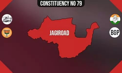 Jagiroad Constituency - Population, Polling Percentage, Facilities, Parties Vote Share, Last Election Results