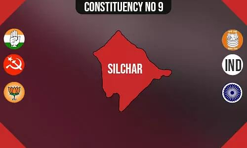 Silchar Constituency - Population, Polling Percentage, Facilities, Parties Vote Share, Last Election Results