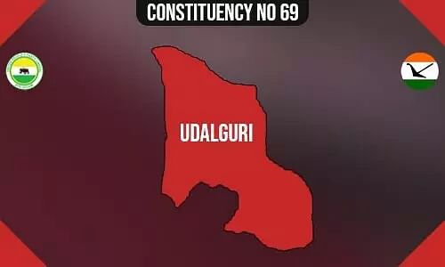 Udalguri Constituency - Population, Polling Percentage, Facilities, Parties Vote Share, Last Election Results