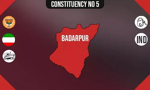 Badarpur Constituency - Population, Polling Percentage, Facilities, Parties Vote Share, Last Election Results