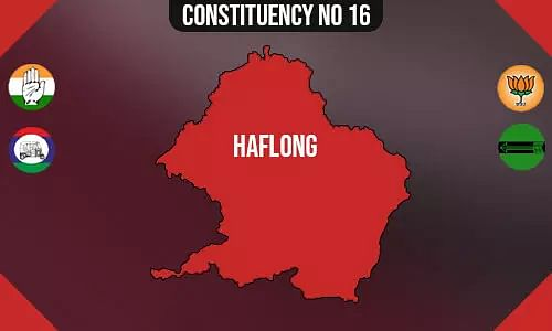 Haflong Polling Booths List, Election & Counting Date & Candidates Contesting from Haflong Constituency Seat