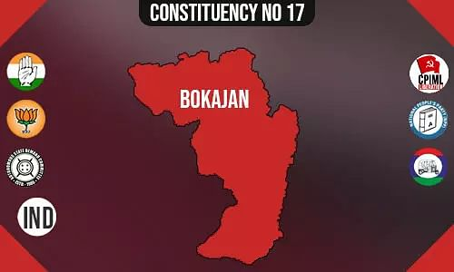 Bokajan Polling Booths List, Election & Counting Date & Candidates Contesting from Bokajan Constituency Seat