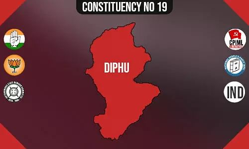 Diphu Polling Booths List, Election & Counting Date & Candidates Contesting from Diphu Constituency Seat