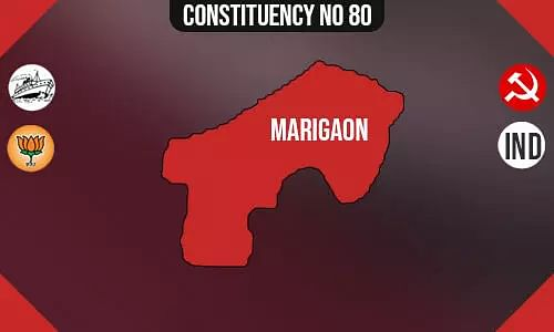 Marigaon Polling Booths List, Election & Counting Date & Candidates Contesting from Marigaon Constituency Seat