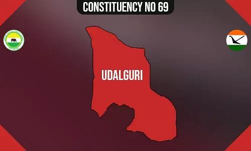 Udalguri Polling Booths List, Election & Counting Date & Candidates Contesting from Udalguri Constituency Seat